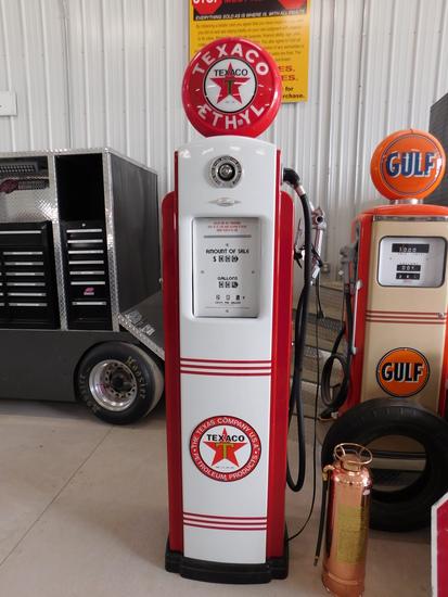 Texaco Eth-yl Gas Pump