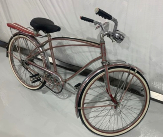 Old JC Higgins Bicycle
