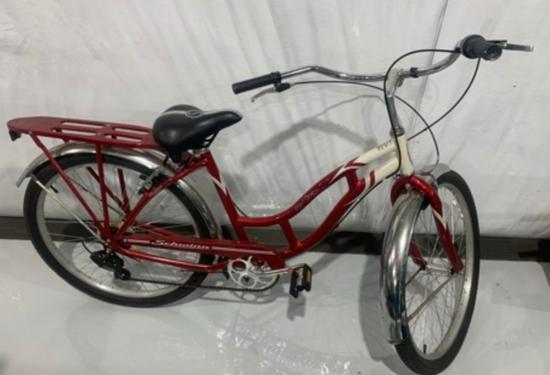 Old Schwinn Bicycle