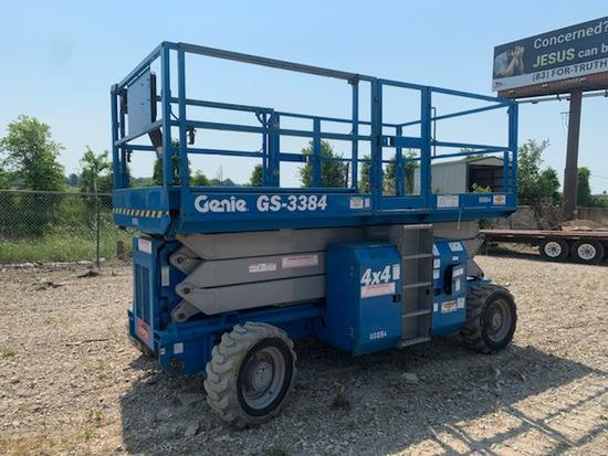 2008 Genie Model GS-3384