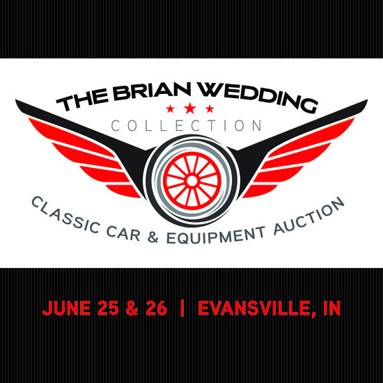 Brian Wedding Collection - Classic Cars