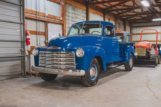 1949 Chevy 3600 Mileage:2,790