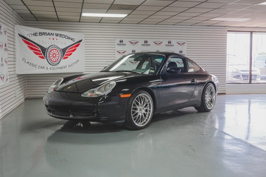 1999 Porsche 911 Carrera Miles Show: 56,779