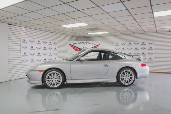 2001 Porsche 911 Carrera Miles Show: 54,429