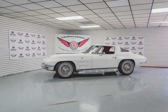 1963 Chevy Corvette 1963 Chevy Corvette Miles Show: 68,977
