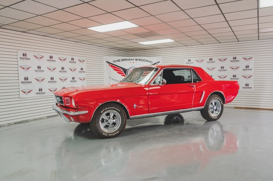 1965 Ford Mustang Miles Show: 14,430