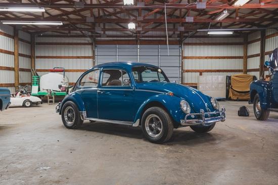 1965 Volkswagen Beetle 1965 Volkswagen Beetle Miles Show: 73,530