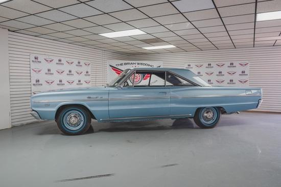 1966 Dodge Coronet 440 Hemi Miles Show: 13,879