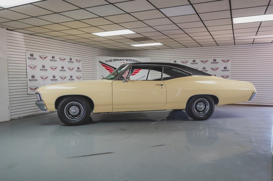1967 Chevy Impala Miles Show: 4,000