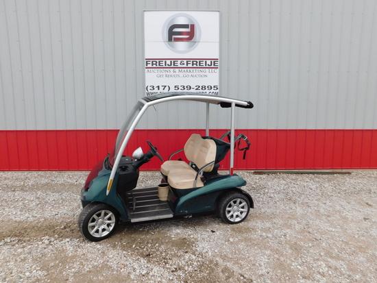 Garia Electric Golf Cart Miles Show: 8,509