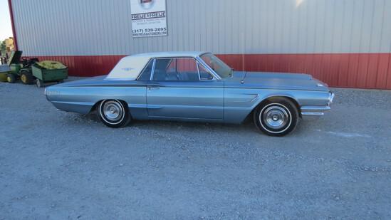 1965 Ford Thunderbird Miles Show: 16,187
