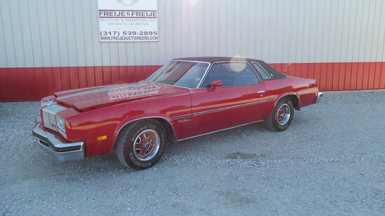 1976 Oldsmobile Cutlass Miles Show: 68,863