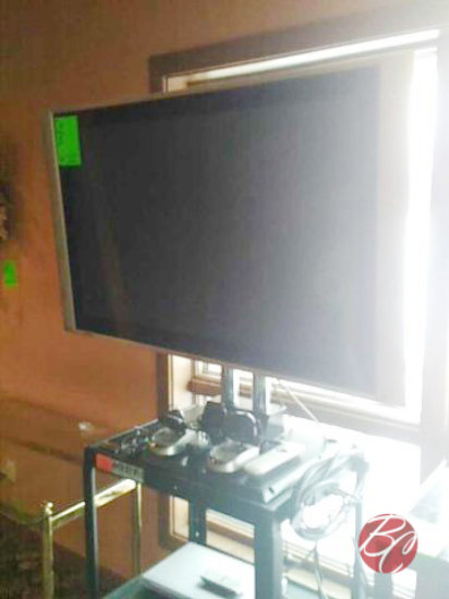 "Hitachi HD 46"" TV"