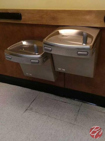 Oasis Water Fountain