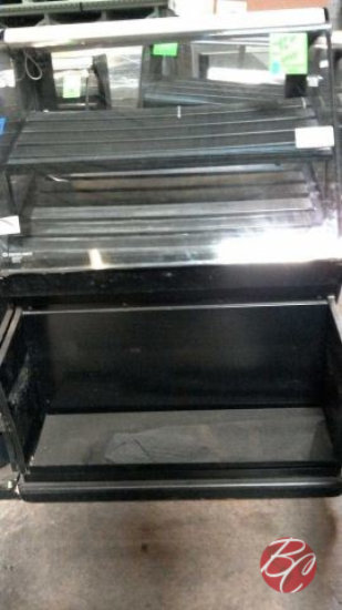 Dry Bakery Case