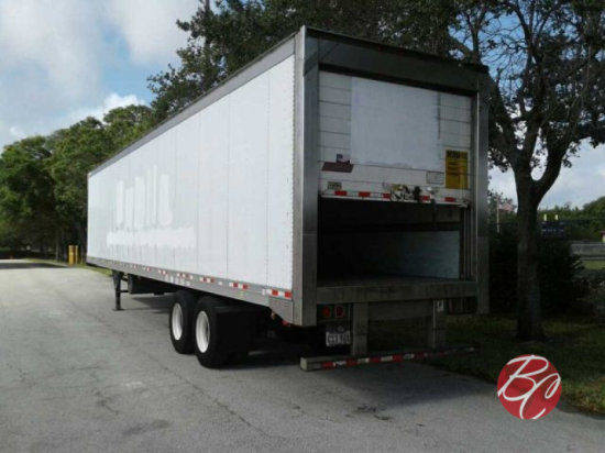 2006 Great Dane 48' Refrigerated Tractor/Roll Up