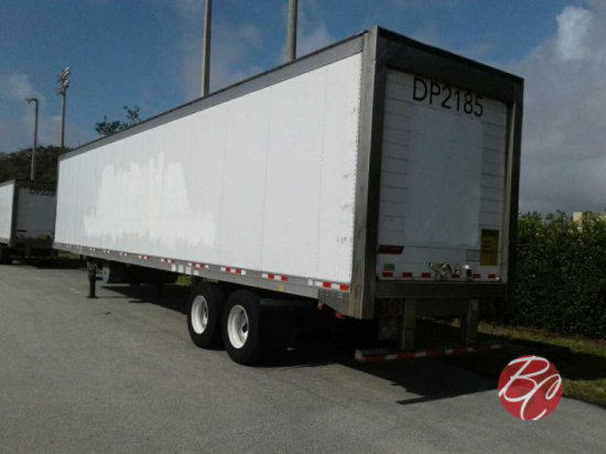 2006 Great Dane 48' Refrigerated Trailer/Door