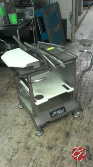 Face To Face Slicer Stand