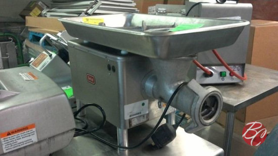 Berkel Table-Top Meat Grinder