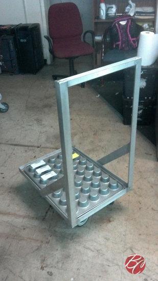 Sheet Pan Push Cart