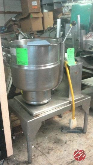 Stainless Steamer Kettle 40Qt
