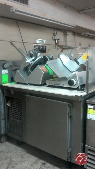Edwards Single Door Refrigerated Work Table