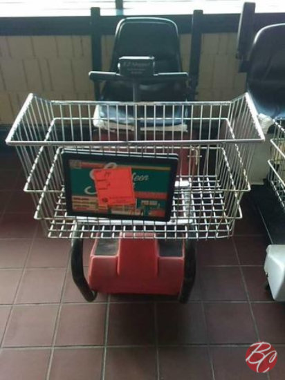 Ez-Shopper Electric Shopping Carts