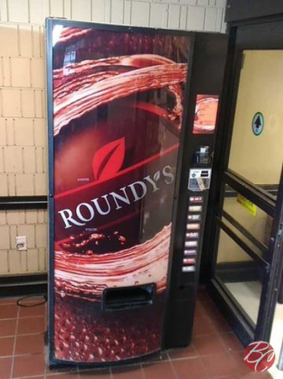 Roundys Soda Machines