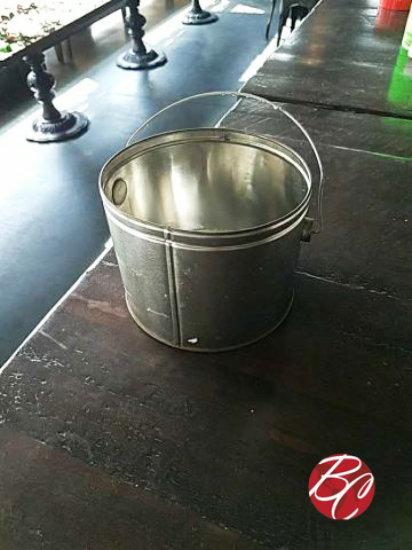 Aluminum Buckets