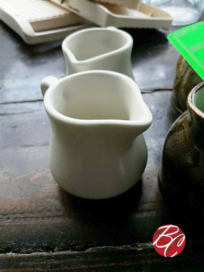 Coffee Milk Cups