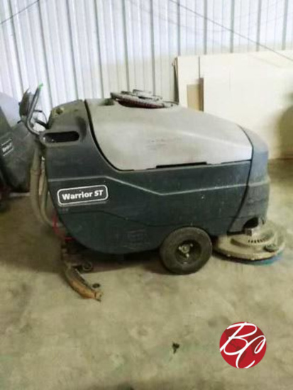 Advance Warrior Floor Scrubber