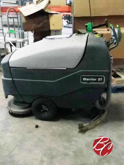 Warrior Floor Scrubber