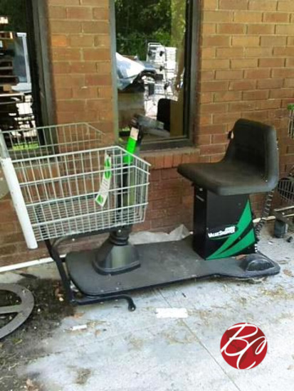 Amigo Electric Cart