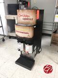 Bunn Juan Valdez Cafereale Machine