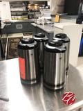 Damond Thermal Coffee Pitchers