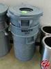 Brute Garbage Cans