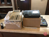 Vinatge Phone Lot - Nortel,meridian And Hypercom