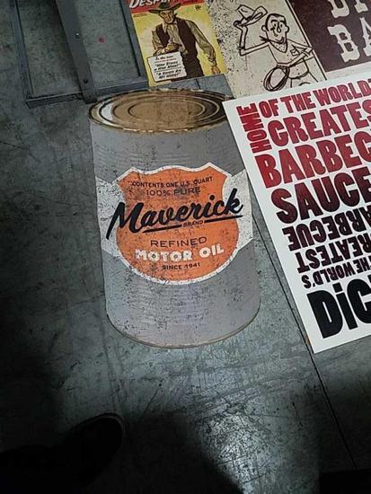 Misc BBQ Dicore Signature Signs