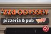 Pizzeria & Pub Sign