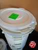Sysco 20 Gal. Huskee Containers With Lids