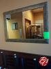 """Hanging Mirror 42""""x30"""""""