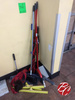 Broom & Squeegees Lot