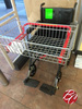 Sit & Shop Wheel Chair W/ Basket