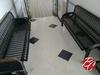 Steel Epoxy Coated Bench - 6 Ft