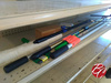 Window Washing Poles, Brushes, Squeegees Lot