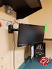 View Sonic Monitor W/ Wall Mount