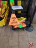 Wet Floor Caution Signs