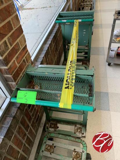 Green Stock Carts