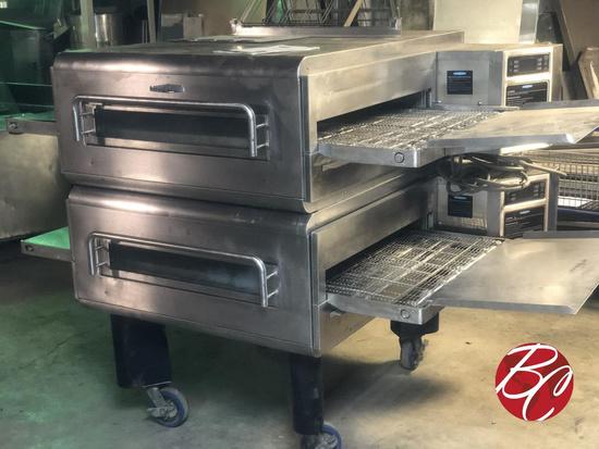 2012 Turbochef 3240 Split Belt Conveyor Ovens