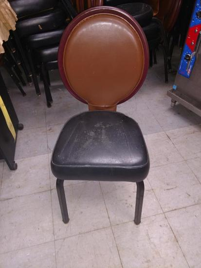 Cushioned Restaurant Style Chairs